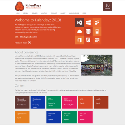 KulenDayz Website